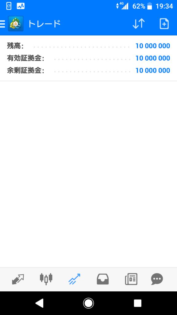 XMトレード 第4幕1000万円スタート